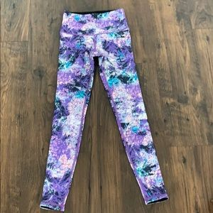 Ivivva (Lululemon) leggings. Size 12- girls
